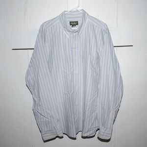 Eddie bauer button up shirt size XL J103